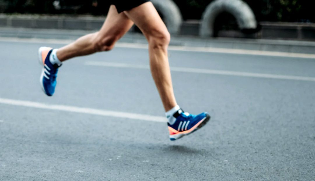 ARE YOU RUNNING WITH KNEE PAIN?